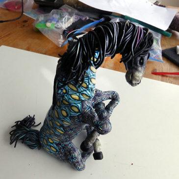 Tävling! Vad gör hästen?