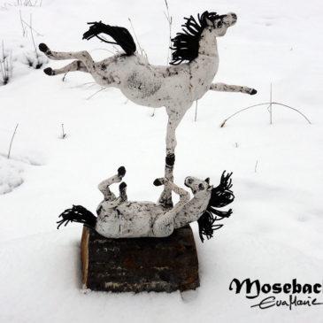 Balanshästarna – så blev de!