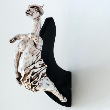Figurehead horse Prudence