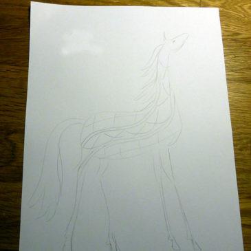 The first Mosebacke Horse 2016