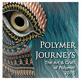 My work has been chosen for Polymer Journeys!