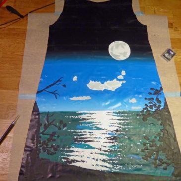 Roxen Moonlight Dress, part 6