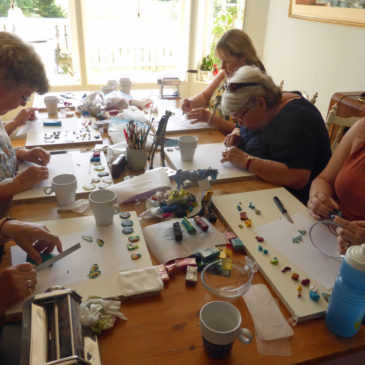 June Polymer Clay Workshop