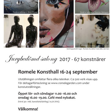 Meet Mosebacke Horses at Romele Konsthall