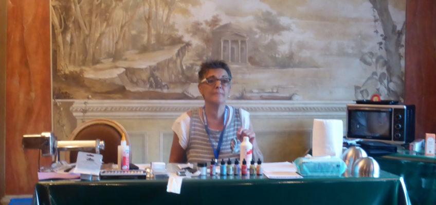 FIMO Symposium 2017 – Workshops with Cecilia Leonini and Monica Resta