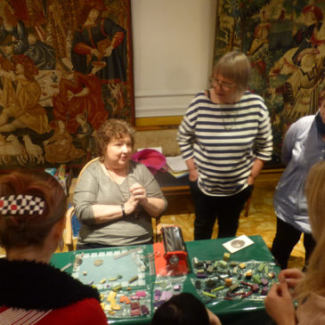 FIMO Symposium 2017 – Workshops with Loretta Lam and Donna Greenberg