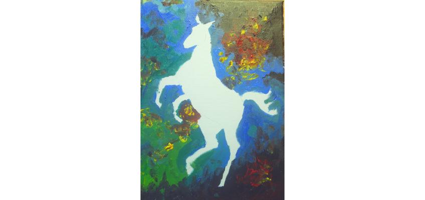 Fortsätter med bakgrunden till hästtavlan