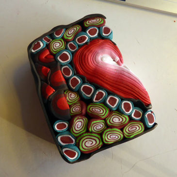 Want to see more creations in polymer clay?