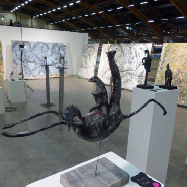 The gallery at Elmia Scandinavian Horse Show