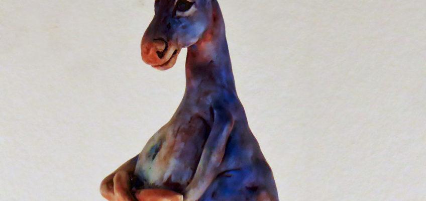 Hästskulptur Horse Sculpture